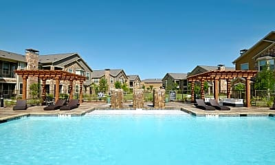 Pool, The Mansions At Timberland, 1