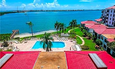 Pool, 6365 Bahia Del Mar Blvd S 210, 2