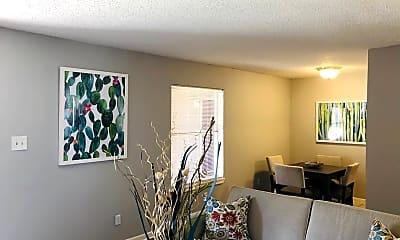 Living Room, Oakwood Place Apartment Homes, 1