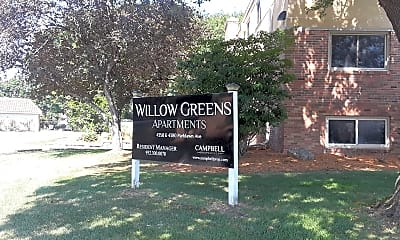 Willow Green Apartments, 1