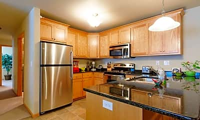 Kitchen, Stonewood Apartments, 0