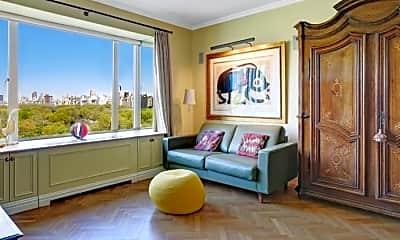 Bedroom, 150 Central Park S, 1