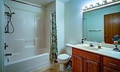 Bathroom, Silver Creek Village, 2