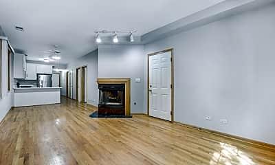 Living Room, 1412 N Bosworth Ave, 1