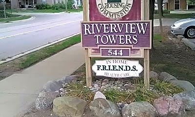 Riverview Towers, 1