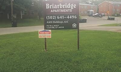 Briarbridge Apartments, 1
