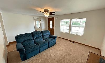 Living Room, 205 E 3rd St, 1
