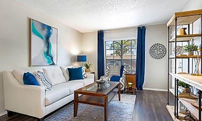 Living Room, Avion at Carrollwood, 1