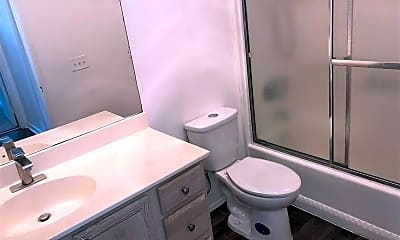 Bathroom, 3939 N Bonita St, 2
