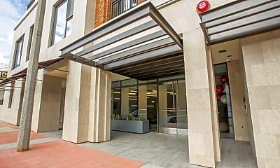 Gayley & Lindbrook Apartments, 1