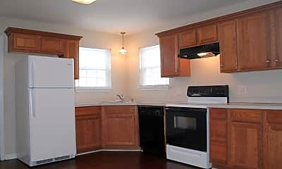 Kitchen, 100 Parker Pl, 1