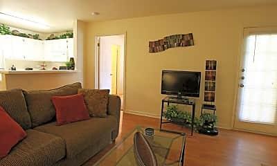 Living Room, Northwood Luxury Apartments, 1