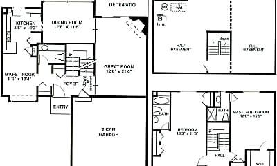 Kitchen, 29900 Franklin Rd, 2