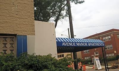 Avenue Manor Apartments, 2