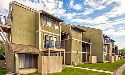 Building, Bremerton Park Apartments, 1