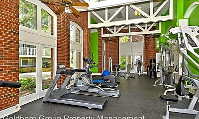Fitness Weight Room, 5700 Chapman Mill Dr, 2
