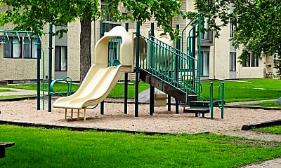 Playground, Hampden Square Apartments, 2