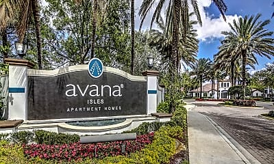 Community Signage, Avana Isles, 0