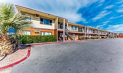 Rancho Alvarado Apartments, 1