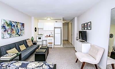 Park Monroe Apartments, 1