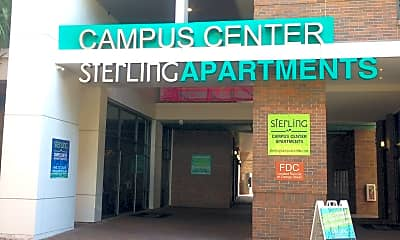 Sterling Campus Center, 1