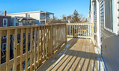 Patio / Deck, 173 Trenton St, 2