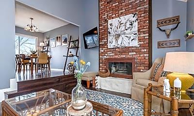 Living Room, 1820 E 152nd St, 1