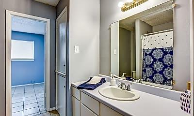 Bathroom, Desert Village, 2