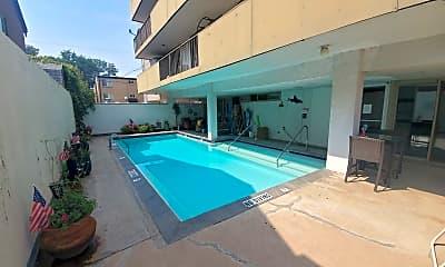 Pool, 799 Dahlia Street, 2