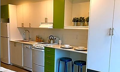 Kitchen, Lofts at the Junction, 1