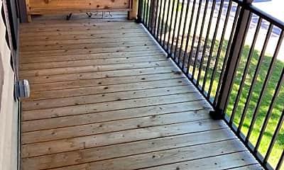 Patio / Deck, 7301 W 101st St, 2