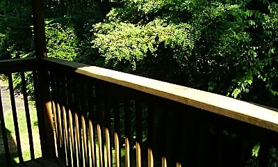 Patio / Deck, Tarpis Woods, 2