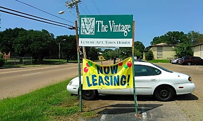 The Vintage Apartments, 1
