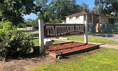 Timuquana Park Apartments, 1
