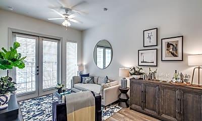 Living Room, Flats of Firewheel, 1