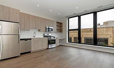 Living Room, 1964 N Milwaukee Ave 504, 1