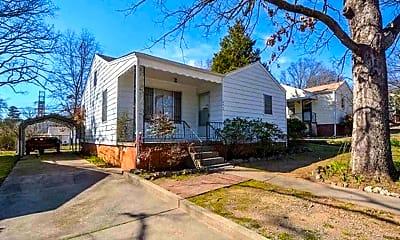 Building, 4707 Francis St, 2