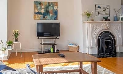 Living Room, 1227 N Cass St, 0