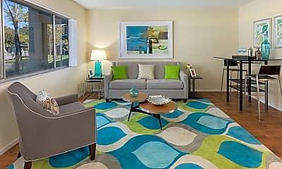 Living Room, 801 S University Dr, 0