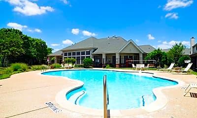 Pool, Cedar Park Townhomes, 0