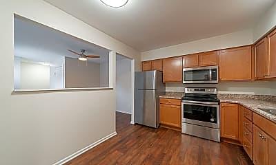 Kitchen, Georgetown Apartment Homes, 1