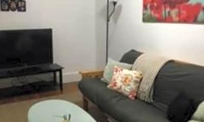Living Room, 127 Endicott St, 0