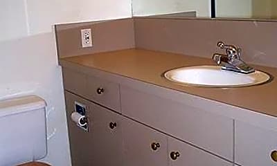 Bathroom, 1107 1st Ave, 2