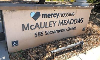 McAuley Meadows, 1