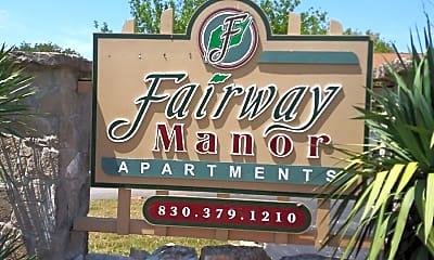 Fairway Manor, 1