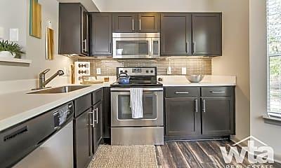 Kitchen, 500 E Stassney Ln, 1