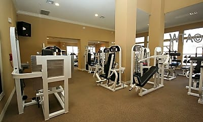 Fitness Weight Room, 22800 Bulverde Road, 2