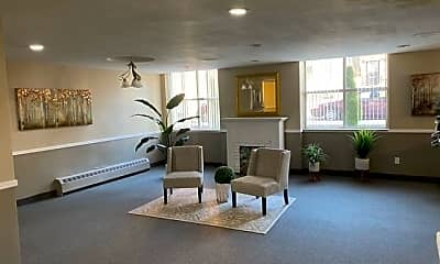 Living Room, 175-45 88th Ave 2P, 1