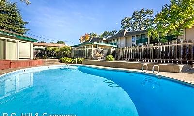 Pool, 1398 Creekside Dr., 1