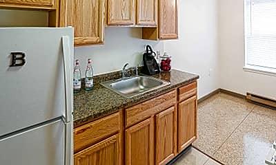 Kitchen, Bethel Estates, 0